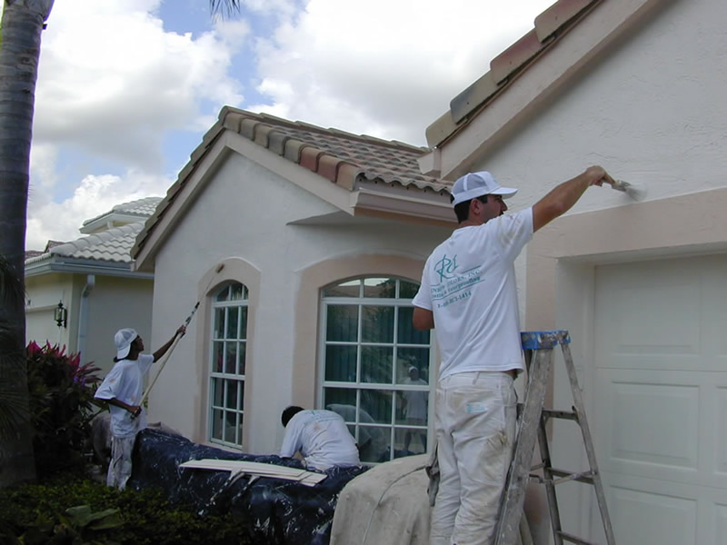 RCI Painting and Water Proofing – Your Solution in Palm Beach County