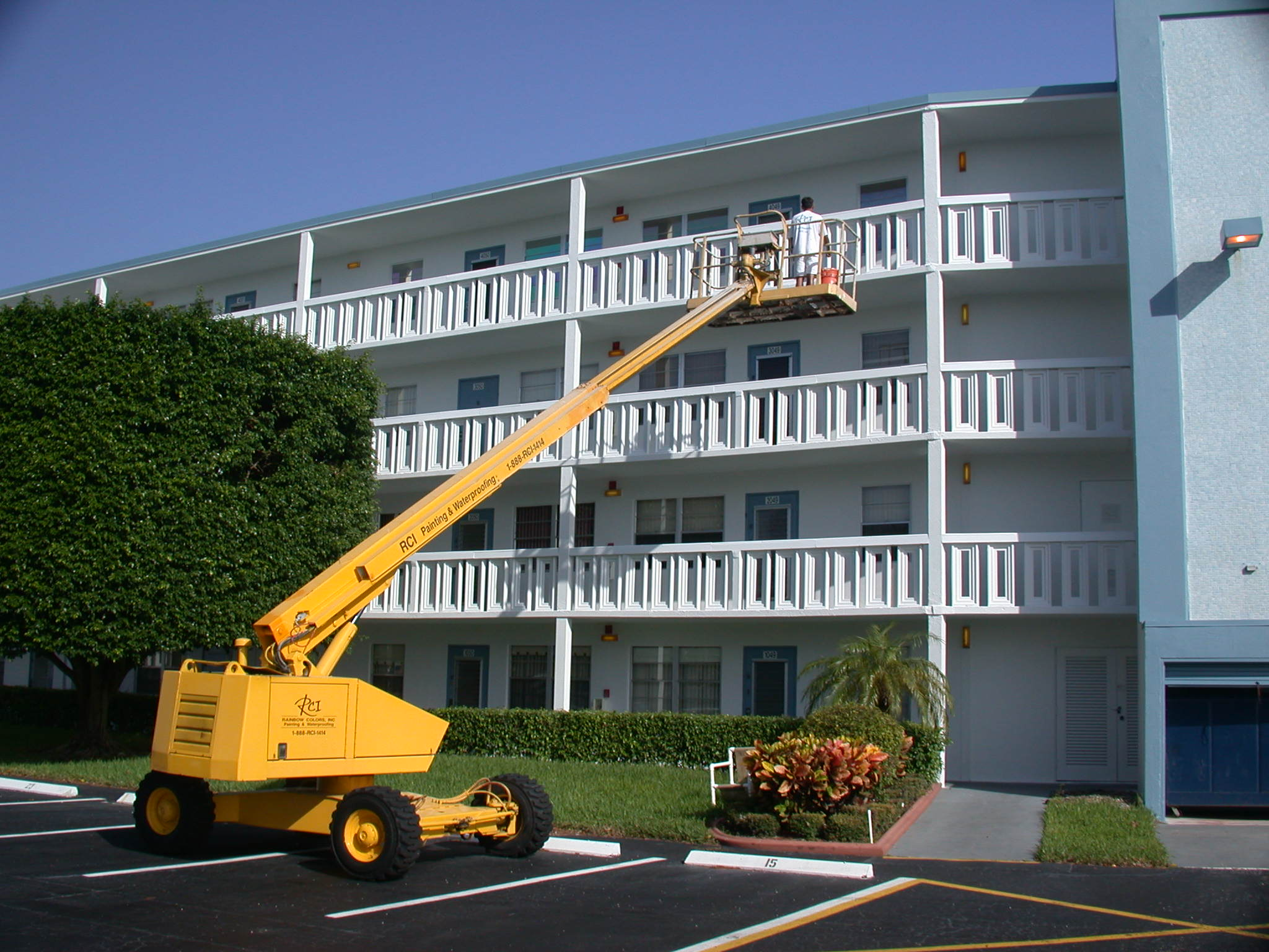 RCI Painting Contractors